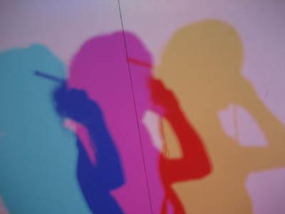 3 Women in Color